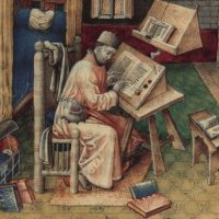 image of scribe